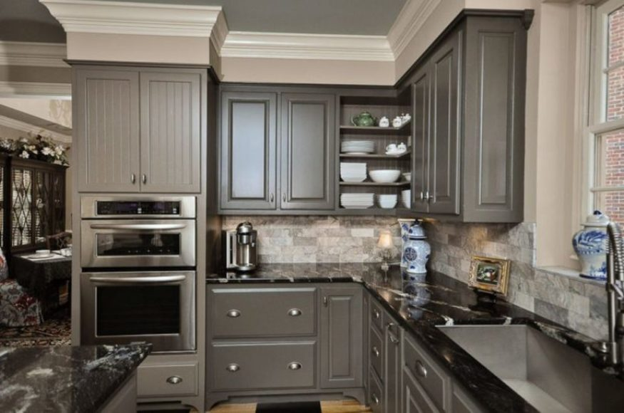 popular kitchen cabinet colors for your northern va home williams rh williamsprofessionalpainting com popular kitchen cabinet colors 2018 top 10 kitchen cabinet colors
